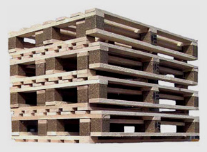 Non-returnable-pallet